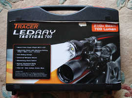 LEDRAY Tracer Tactical 700 torch (250M)