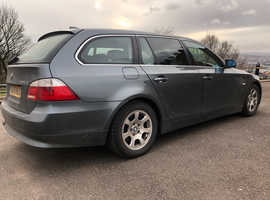 BMW, 5 SERIES, TOURING (520d)
