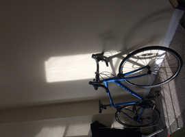 Nearly new road bike