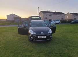 Citroen C3, 2011 (61) Black Hatchback, Manual Diesel, 35,000 miles
