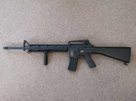 ICS M16 SPORTLINE UPGRADED BUT FAULTY