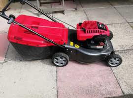 Mountfield petrol push mower