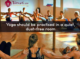 Trimurti Yoga 200-hour Multi style Yoga Teacher Training Course