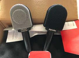 Pair superlux instrument mics