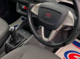 Seat Ibiza, 2012 (12) Silver Hatchback, Manual Diesel, 98,000 miles