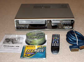 Daewoo DVD VHS VCR Recorder Combo - Multi-Region