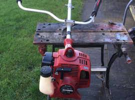 Einhell 27cc brush cutter