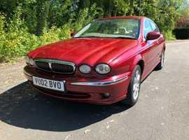 Jaguar X-TYPE, 2002 (02), Automatic Petrol, 49,951 miles