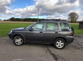Land Rover Freelander, 2005 (05) Grey Estate, Manual Petrol, 99,449 miles