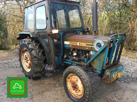 FORD 4100 VERY ORIGINAL ALL WORKS P/STEERING LO HRS TRACTOR SEE VIDEO CAN DELIVER NO VAT