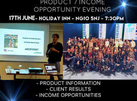 A fantastic business opportunity!!