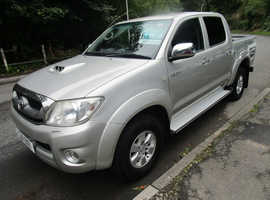 2011 Toyota Hi-Lux 2.5D-4D 4WD HL3