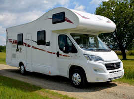 2017 RIMOR SEAL 9 RUDY 6 berth, 7 seat belts, perfect for a family getaway!