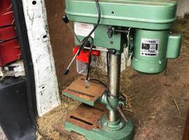 Bench puller drill