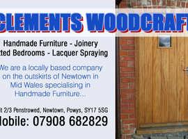 Cabinet Work - Wooden Windows/Doors - Fitted Bedrooms -