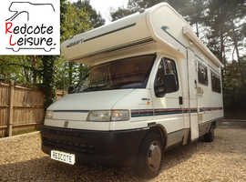 Fiat Ducato Swift Royale 610 Diesel Low Mileage Motorhome Camper