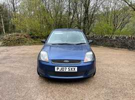 Ford FIESTA STYLE, 2007 (07), Manual Petrol, 93,000 miles