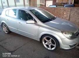 Vauxhall Astra 1.7 Cdti .Runs drives spares repairs