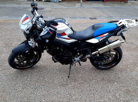 BMW f800r , Motorad,Motor Sport, Naked,  May swap ,Px