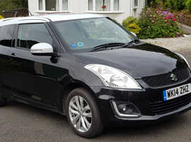 Suzuki Swift, 2014 (14)  Hatchback, Manual Petrol, 67,000 miles