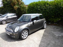 Mini cooper special edition Park Lane.
