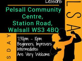 Walsall Beginners Salsa classes
