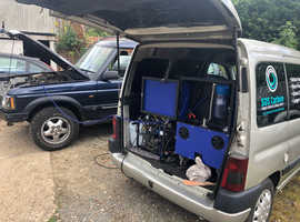 Carbon cleaning 1 hour of cleaning plus free diagnostics