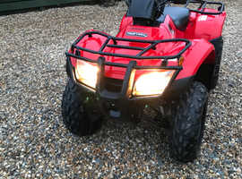 Quad Honda TRX 250  electrics shift 2020