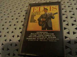 Elvis Presley's Heartbreak Hotel on Audio Tape.