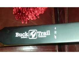 buck trail antelope bow and bag 12 EK Archery Aluminium Arrows 29ins long in Cardiff