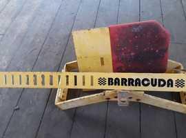 Barracuda Wheel Lock/Clamp