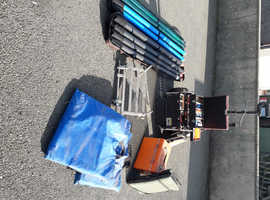Course Fishing Equipment