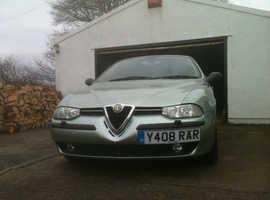 Alfa Romeo 156 Lusso jtdm 2001