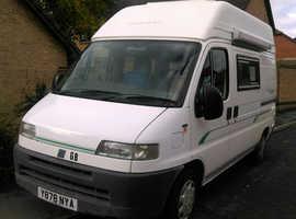 Bessacarr E350 Motor Caravan - REDUCED