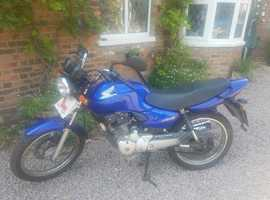 Honda motorbike CG125 2005 model