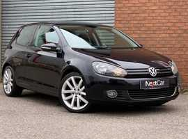 2012 Volkswagen Golf 2.0 TDI GT 140 Stunning 3 Door GT Edition with Full Leather Interior