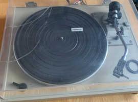 Retro pioneer turntable PL-512