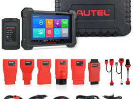 OBDPRICECOM - Autel MK908 OBDII Diagnostic Tool, Comprehensive Diagnostic & Analysis