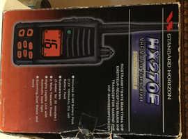Standard Horizon Marine VHF