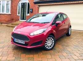 Ford FIESTA STYLE, 2014 (14), Manual Petrol, 40,000 miles