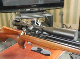 Daystate mk 4 pcp rifle