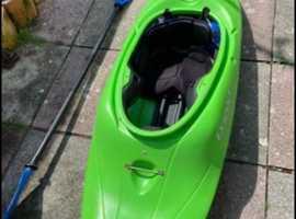 Dagger G-Force 6.1 playboat (kayak)