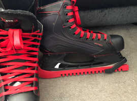 BAUER X500 LE ice skates 10.5