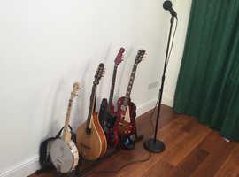 Bass Guitar Player wanted Teddington area