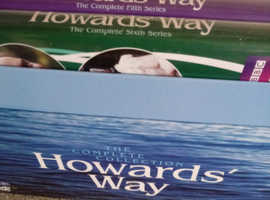 Boxset of Howard's Way