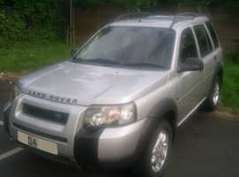 Land Rover Freelander SE 4x4 Manual Petrol 2004 (04) Excellent Car