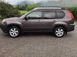 Nissan X-TRAIL, 2009 (09) Grey Estate, Manual Diesel, 120,579 miles