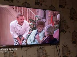 49 inch 2018 samsung q6fn qled tv