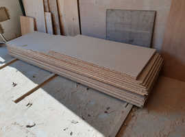 Tongued & Grooved Chipboard Flooring 2400 x 600 x 22mm Water resistant.