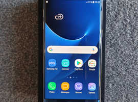 Samsung S7 Edge (SM-G935F) 32GB in Blue Coral. Vodafone. Lovely condit